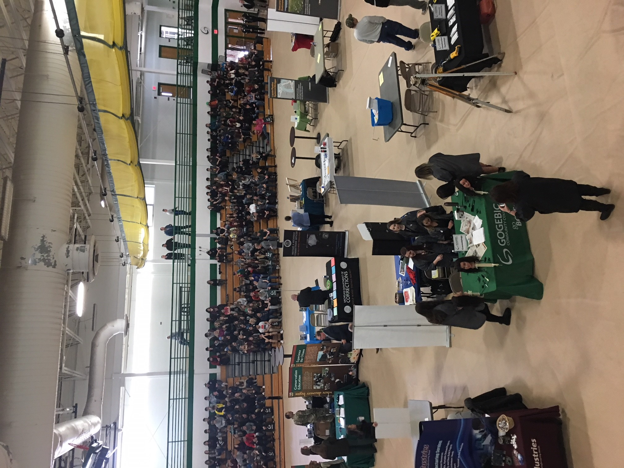 Cogebic Career Day 2018