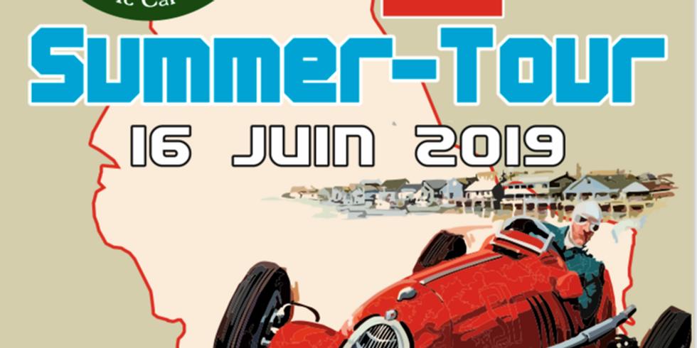 Summer-Tour 2019