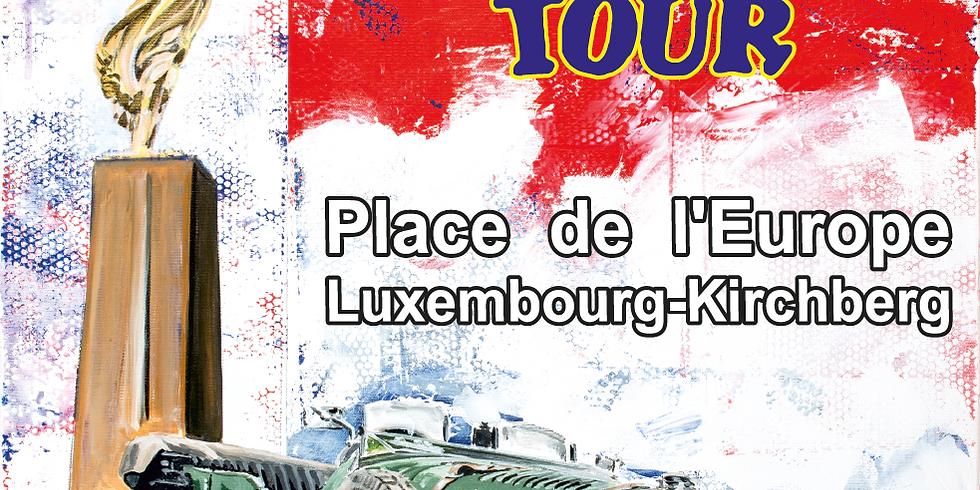 European Classic Car Tour