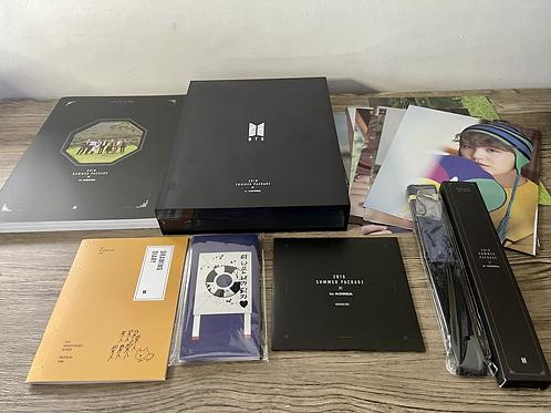 [VINTAGE] BTS Summer Package 2019 (SUGA)