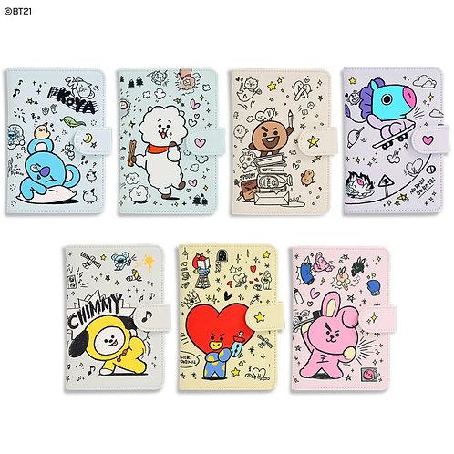 [PRE-ORDER] Monopoly x BT21 Mini Journey - Doodle