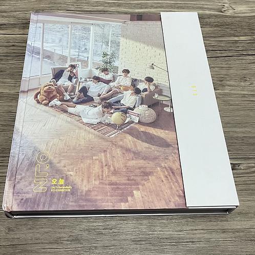 [VINTAGE] BTS 2018 24/7= Serendipity Exhibition Book