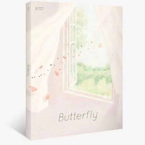 [PRE-ORDER] Butterfly Graphic Lyrics (Vol.5)