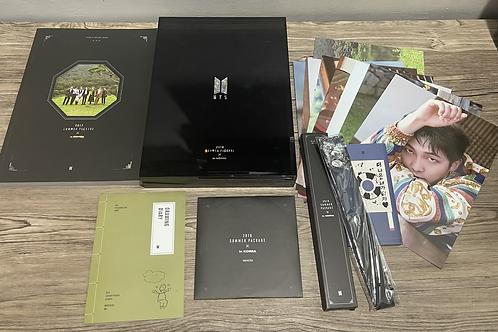 [VINTAGE] BTS Summer Package 2019 (RM)