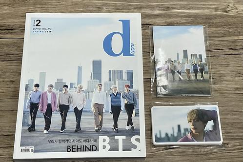 [VINTAGE] BTS Dicon Spring 2018
