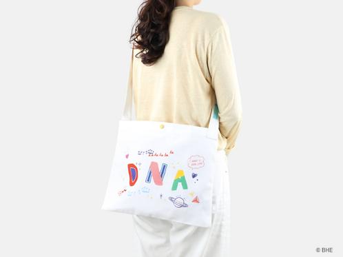 [PRE-ORDER] DNA Cross Eco Bag