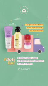 Campanha BotiGO!
