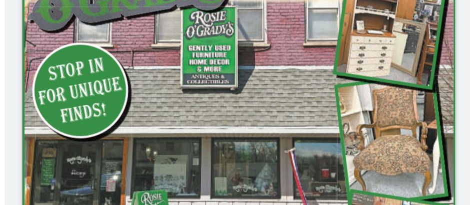 Rosie's is REOPENING 💚💚💚