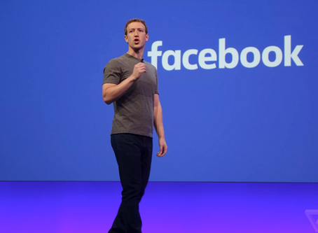Mark Zuckerberg apologizes for the Cambridge Analytica scandal