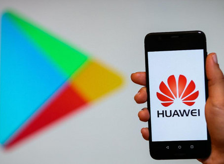Google Shocks Huawei