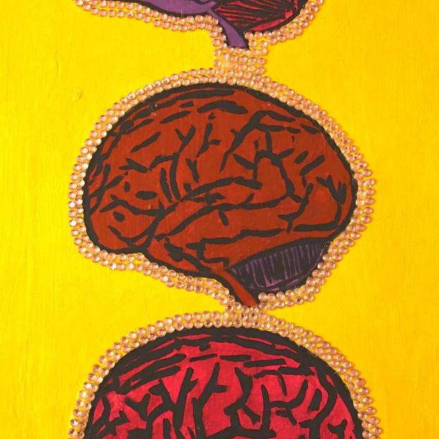 Three Brains, 2018