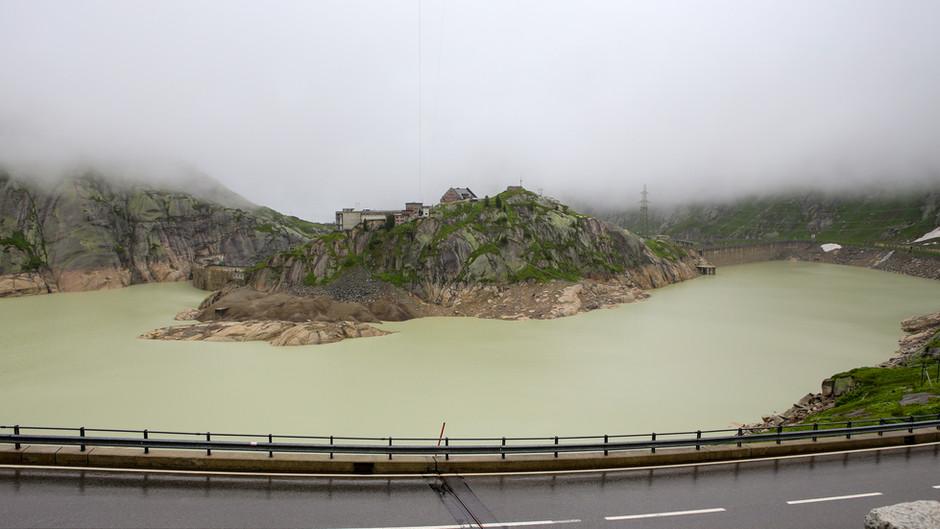 Switzerland: Grimsel Pass
