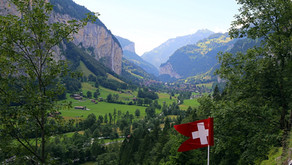 Switzerland: Lauterbrunnen Valley