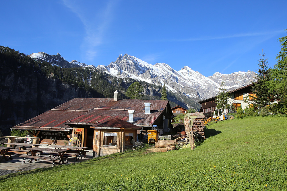 Mountain Hotel, Gimmelwald