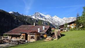 Switzerland: Gimmelwald
