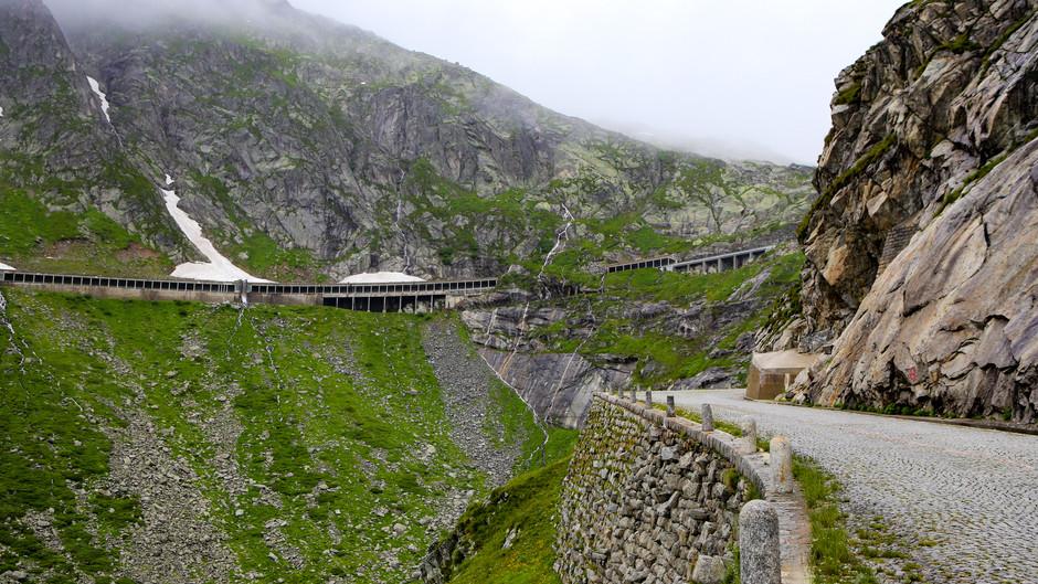 Switzerland: St Gotthard Pass