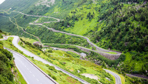 Switzerland: Furka Pass