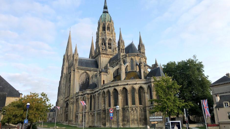 France: Bayeux, Normandy