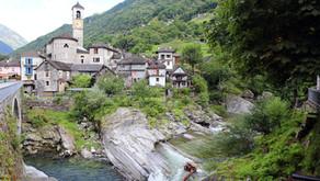 Switzerland: Valle Verzasca, Lavertezzo