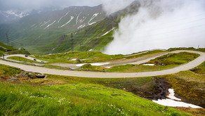 Switzerland: Nufenen Pass