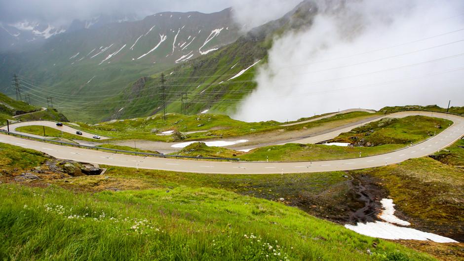 Switzerland: Nufenen Pass