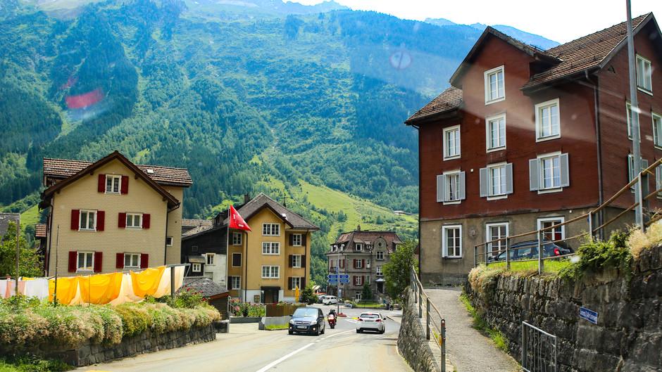 Switzerland: Susten Pass