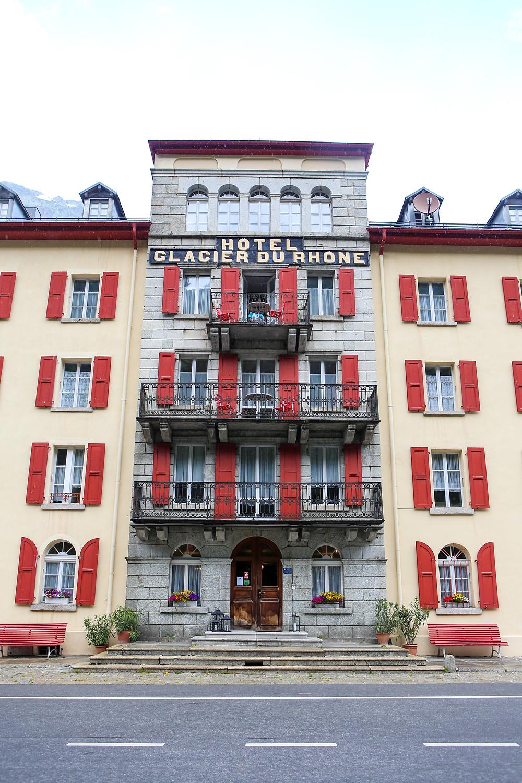 Grand Hotel Glacier du Rhône