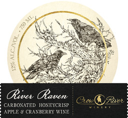 Crow River Winery • Label Design
