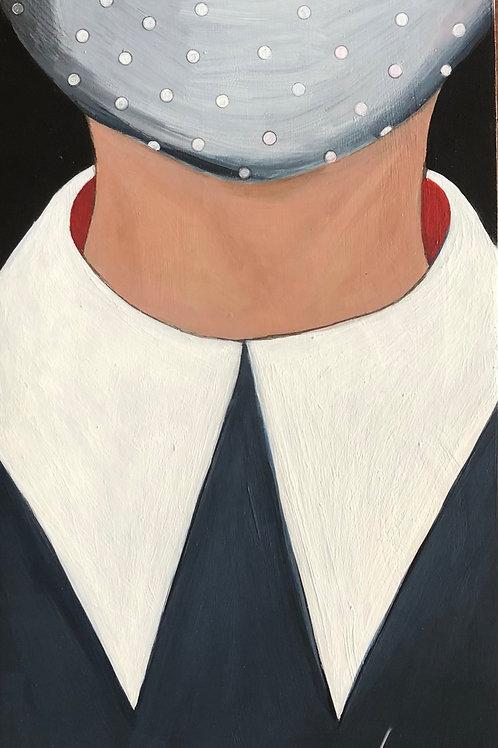 "Angela Burson-""Mask & Martini"""