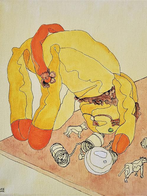 "Marta McWhorter-""Our Stuffed Friends 6"""