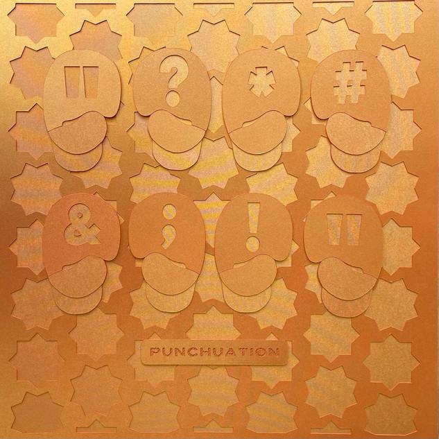 PeterERoberts_Punchuation_12x12_Papercut