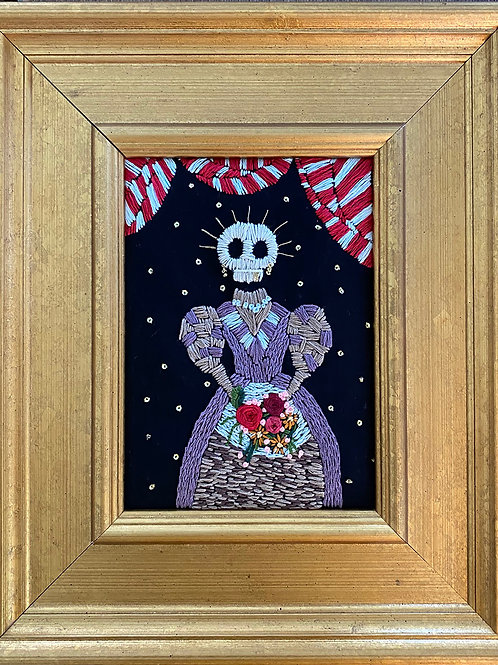 "Tiffany O'Brien - ""Skully Lady"""