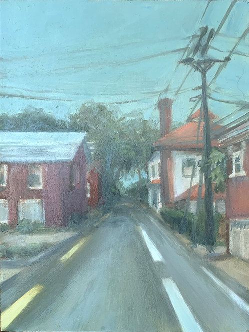 """Drayton St."" by Robin Johnson"