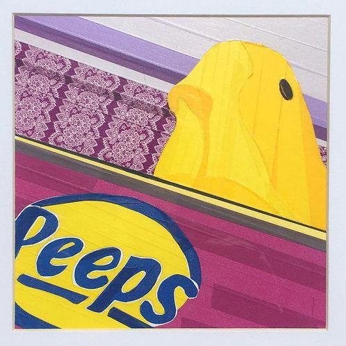 "Lennie Ciliento-""Yellow Peep"""