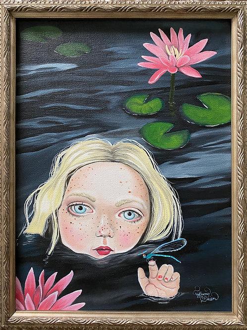 "Tiffany O'Brien - ""Inky Waters"""