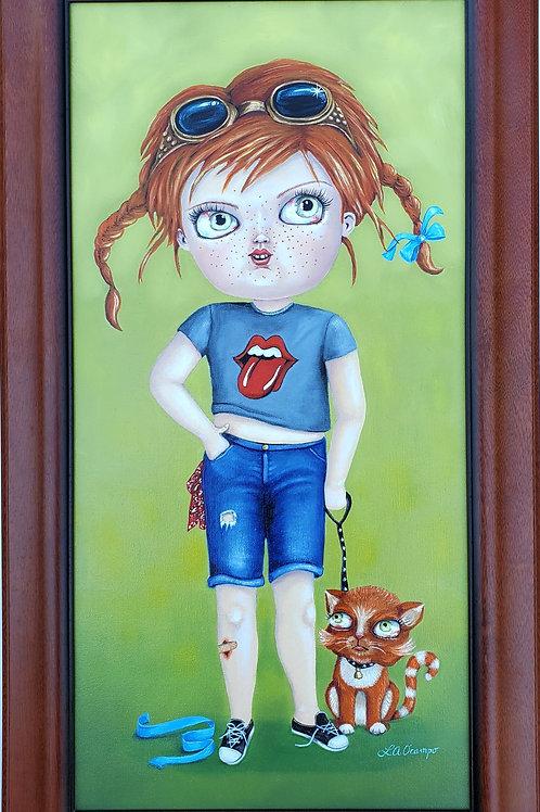 "Lisa Ocampo - ""Penny Dreadful"""