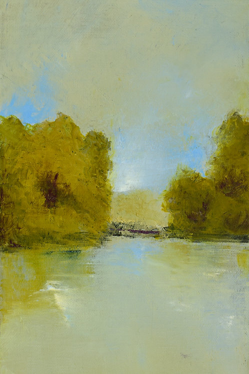 """Daniel E. Smith-""""Further on the River"""""""
