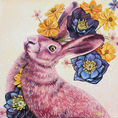 """Michelle Perez-""""Year of the Rabbit"""""""