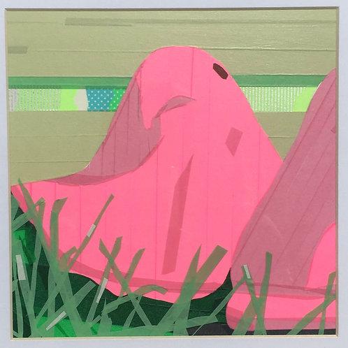 "Lennie Ciliento-""Pink Peep"""