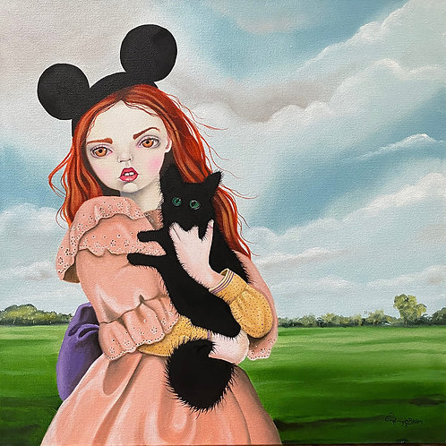 """Tiffany O'Brien - """"Cat and Mouse"""""""