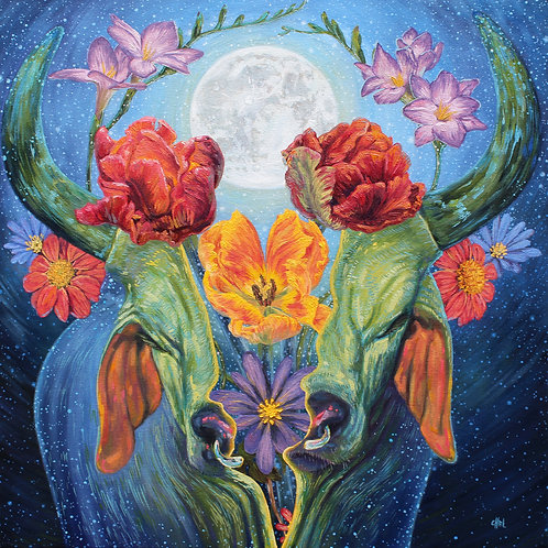 """Michelle Perez-""""Year of the Ox"""""""