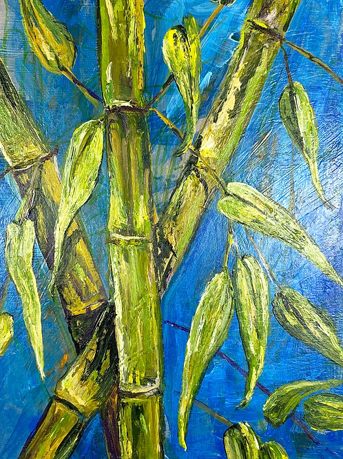 """Botanical Gardens"" by Sarah Volker"