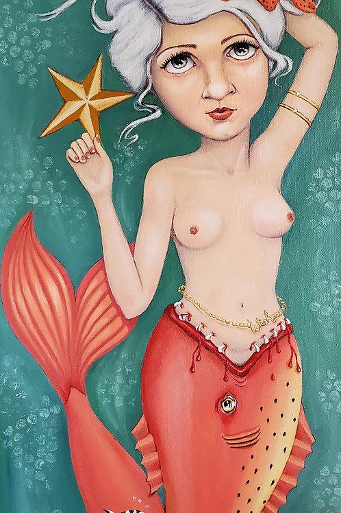 """Lisa Ocampo-""""Wish Upon A Starfish"""""""