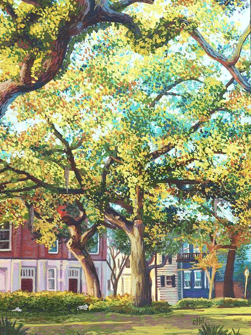 """""""Greene Square"""" by Michelle Perez"""