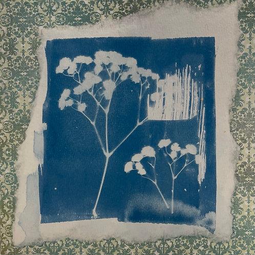 Jamie Azevedo-Blue Garden