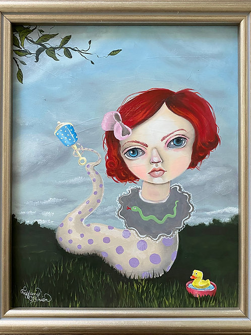 "Tiffany O'Brien - ""Rattle Snake"""