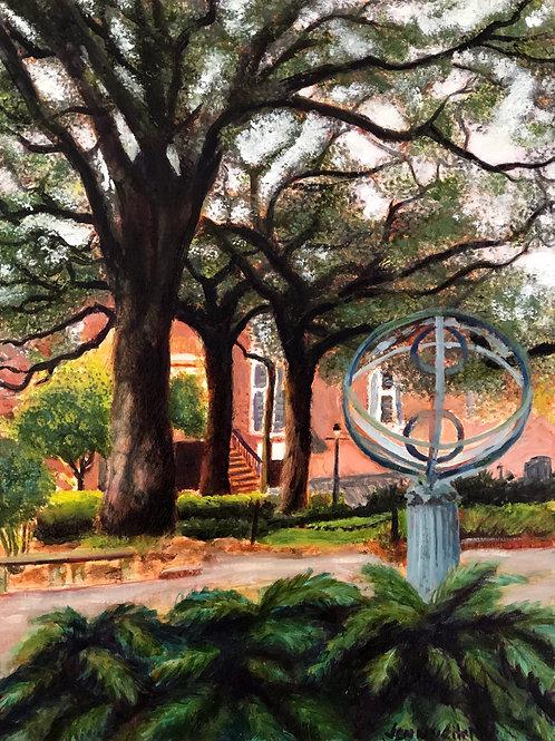 """Troup Square"" by Jenny Eitel"