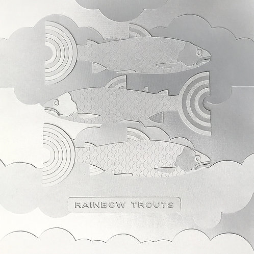 "Peter E. Roberts-""Rainbow Trout"""