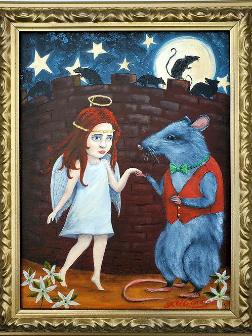 """Lisa Ocampo - """"To Dance with the Rat King"""""""