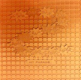 PeterERoberts_HitParade_12x12_PapercutAs